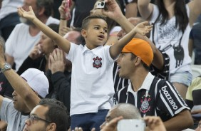 Torcida do Corinthians podia ser prejudicada por pedido do Atlético-MG