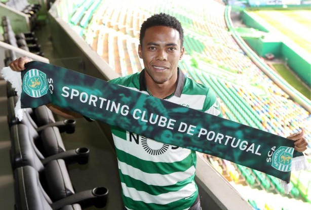 Elias é o novo reforço do Sporting