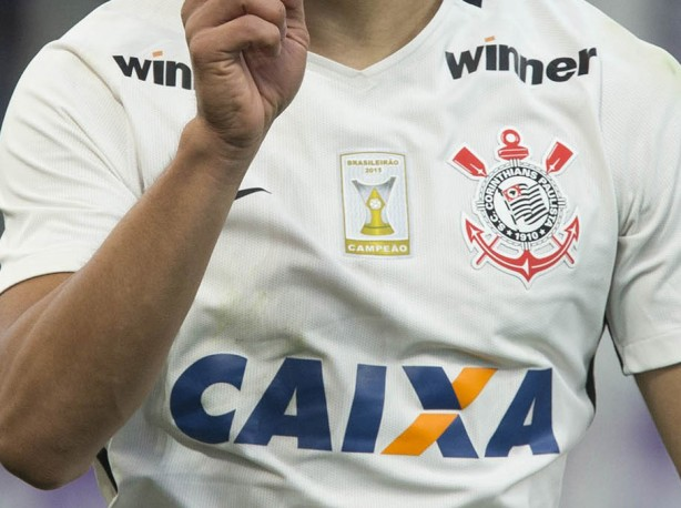 No fim de janeiro, Winner foi apresentada como nova patrocinadora do Corinthians