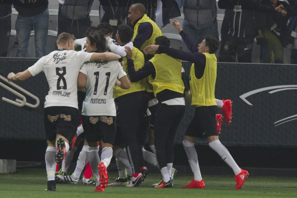 Copa do Brasil: Gols de Cruzeiro 4 x 2 Corinthians