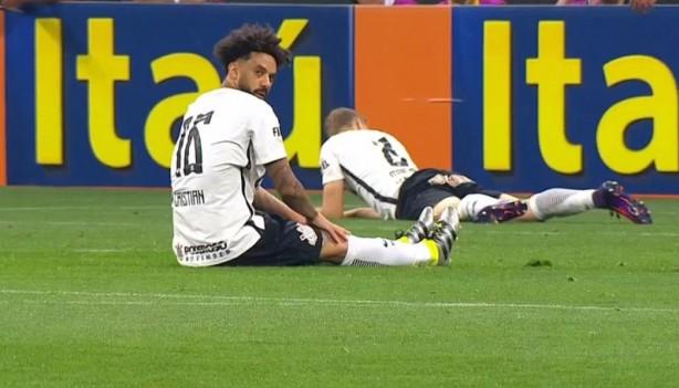 Corinthians não conseguiu sair do empate com o Atlético-PR