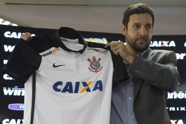 Herbetta não é mais superintendente de marketing do Corinthians