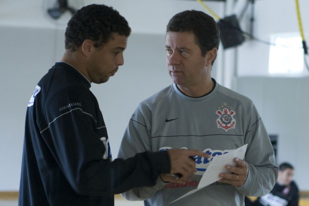 Corinthians já tem um novo treinador