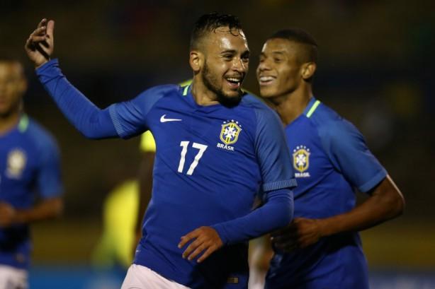 Brasil enfrenta Uruguai pelo sul-americano Sub-20