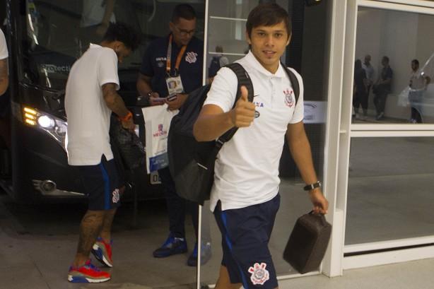 Corinthians x Novorizontino: Romero ganha a vaga de Marquinhos Gabriel