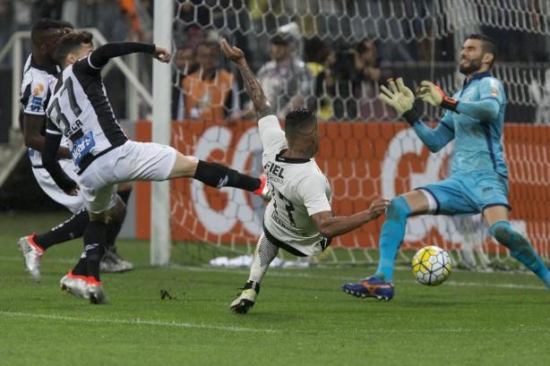 Corinthians x Santos: assista ao gol e aos melhores momentos da partida