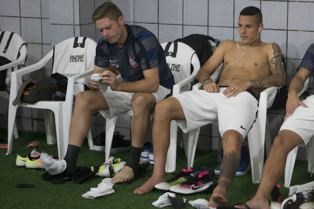 Corinthians e Galo podem fechar troca envolvendo Marlone