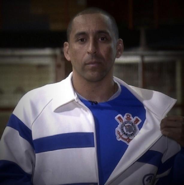Serginho nunca escondeu desejo de atuar no Corinthians 143894cd34c57