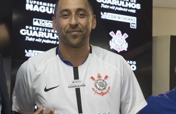 Serginho valoriza os benefícios do Corinthians-Guarulhos fora das quadras