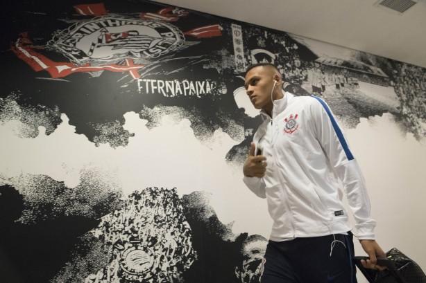 Corinthians vende Léo Jabá para time da Rússia, mas mantém 20%