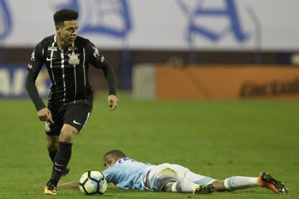 Marquinhos Gabriel está fora do jogo contra o Fluminense