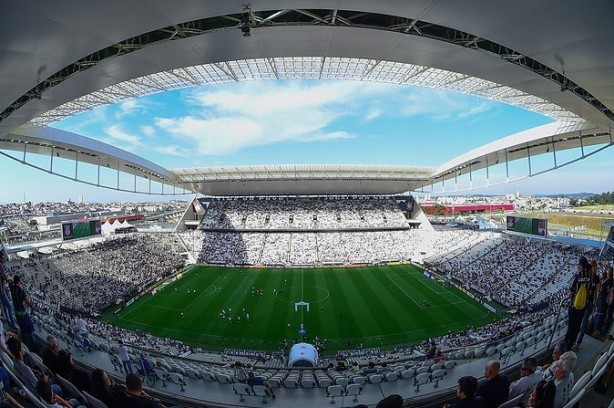 Corinthians segue buscando patrocínio para os Naming Rights da Arena
