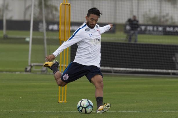 Corinthians estreará nova terceira camisa contra o Santos