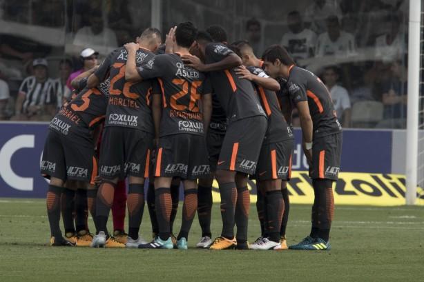 Aposte em Santos x Corinthians: quem vence pelo Campeonato Brasileiro?
