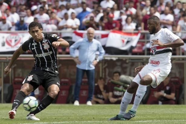 Mancini projeta jogo quente contra o São Paulo no Barradão