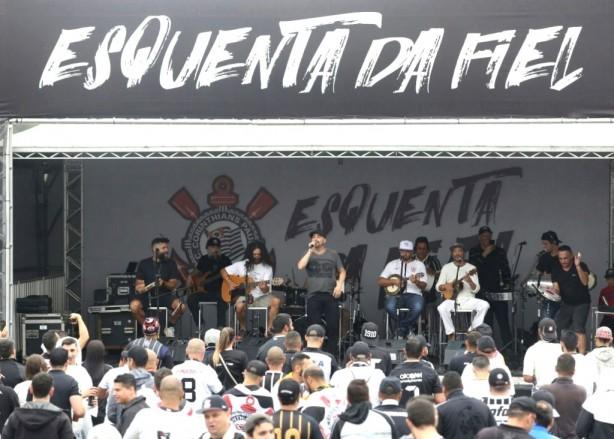 Jogadores do Corinthians admitem que o time está perto do título brasileiro