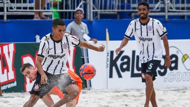 Sporting perde com Corinthians no Mundialito