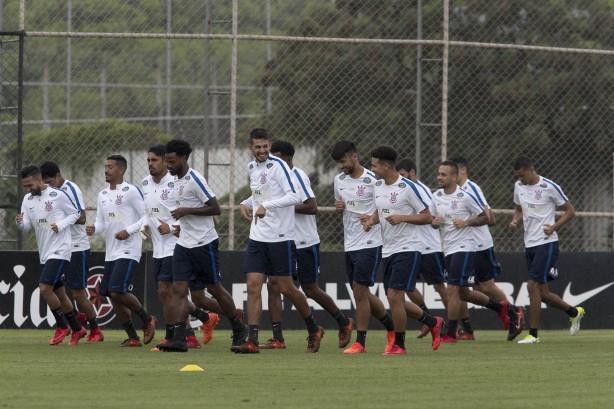 Jogador do Corinthians sofre lesão e desfalca o Corinthians diante do Vitória