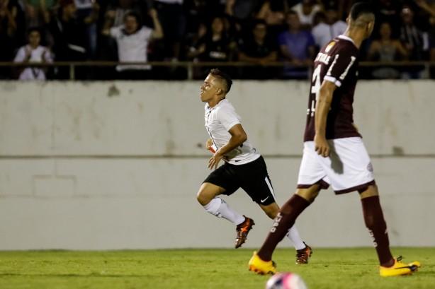 Corinthians vence Sport nos pênaltis e avança na Copinha