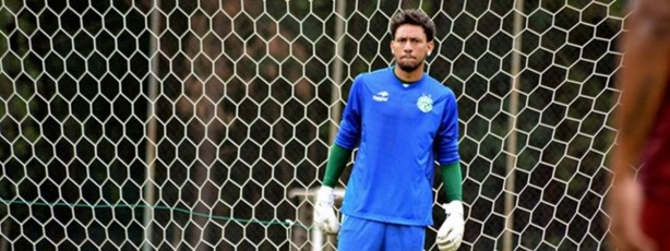 Wallace era goleiro do Guarani