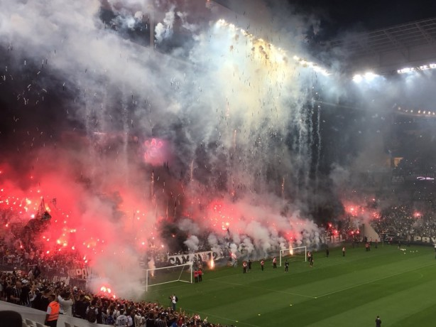 Fotos da torcida do corinthians gavioes da fiel 2