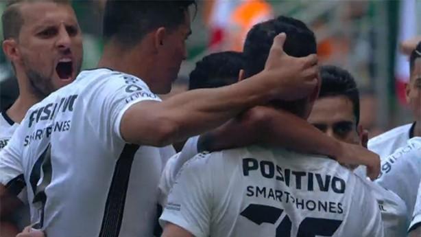 Corinthians venceu Palmeiras por 1 a 0; Cássio brilhou nos pênaltis