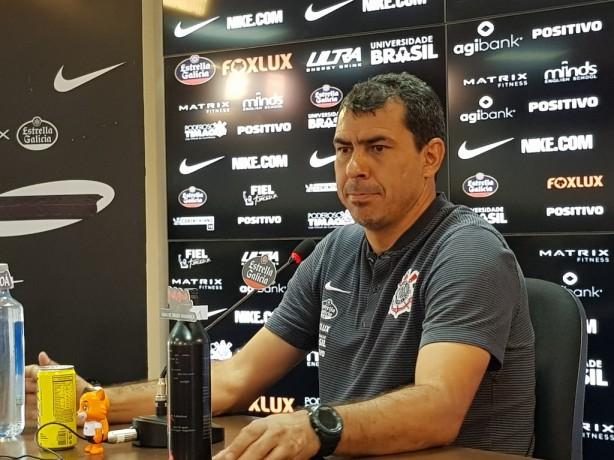 Brasileiro deixou de ser prioridade neste momento — Carille