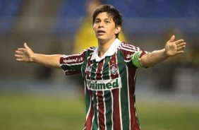 Corinthians faz proposta por Dar�o Conca, segundo Fox Sports