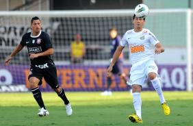 Corinthians perdeu pra Arbitragem que contou com a ajuda do Santos