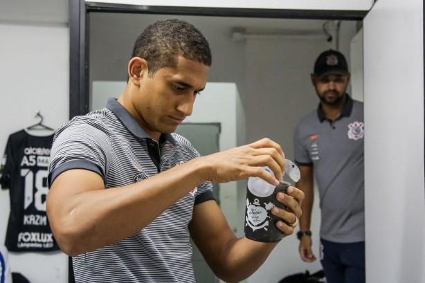 Benja: Palmeiras disse 'não' a destaque do Corinthians oferecido ao clube