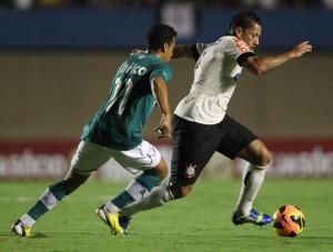 Brasileir�o 2013 - Goi�s 1x1 Corinthians