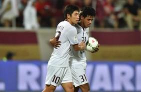 Ex-Corinthians, Romarinho faz hat trick pelo El Jaish