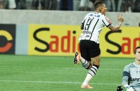 V�DEO: Guerrero faz o gol chorado contra o Gr�mio que garantiu a vit�ria do Tim�o