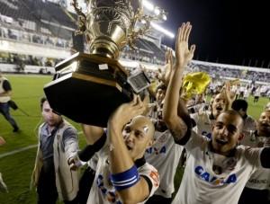 Paulist�o 2013 - Santos 1x1 Corinthians - O Tim�o � campe�o do Paulist�o