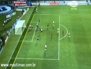 PELA 3� VEZ! Arbitragem comete mais um erro e anula o segundo gol do Corinthians injustamente