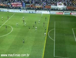 ROUBADO!! Gol v�lido de Romarinho � anulado injustamente