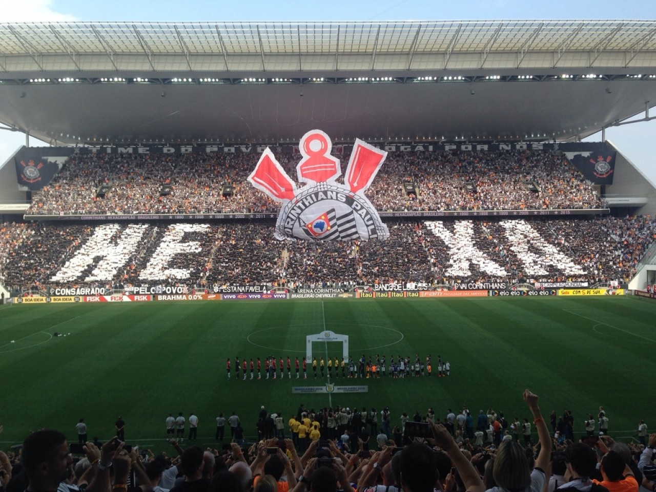 Wallpaper do Corinthians