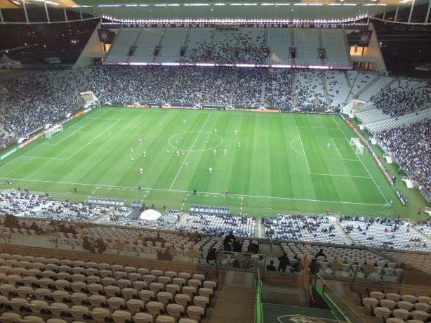 Arena Corinthians sofreu com mutreta durante sua construção