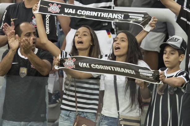 Pesquisa aponta Corinthians como maior torcida de SP