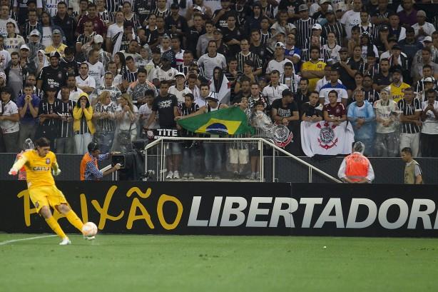 Valores dos ingressos atrapalham e Corinthians deve ter pior público na  Arena pela Libertadores 86ec815660121