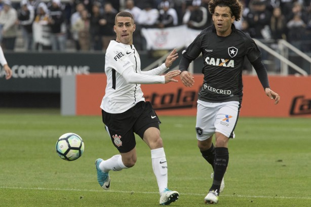 Gabriel é titular absoluto do Corinthians em 2017