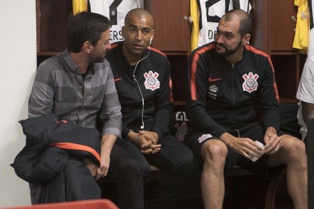 Rodriguinho volta a treinar, mas Corinthians não tem escalação definida