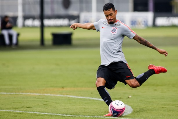 Inter acerta empréstimo de atacante Lucca junto ao Corinthians