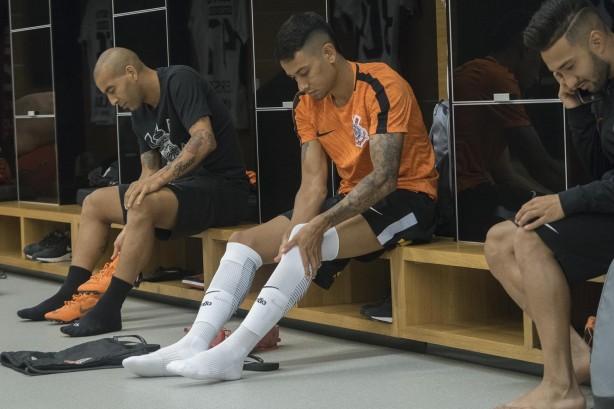 Roger admite interesse em se transferir do Inter para o Corinthians