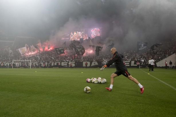 Horário alternativo e maratona de jogos: Corinthians encara Paraná pelo Brasileiro
