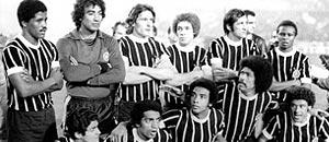 Ex-jogadores do Corinthians